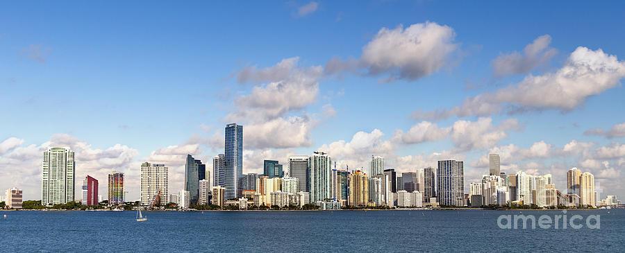 Miami Heat Photograph