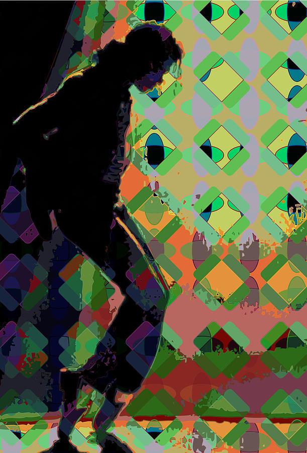 Michael Jackson Digital Art - Michael Jackson by Scott Davis