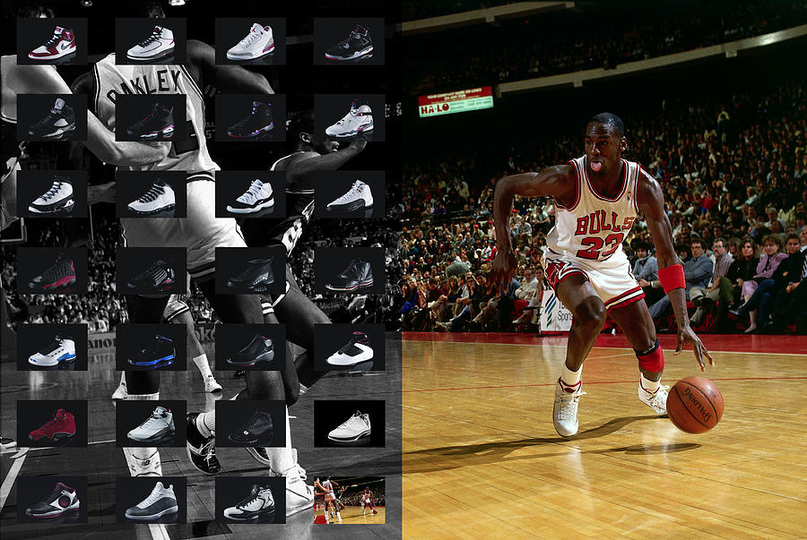 michael jordan sneaker collection