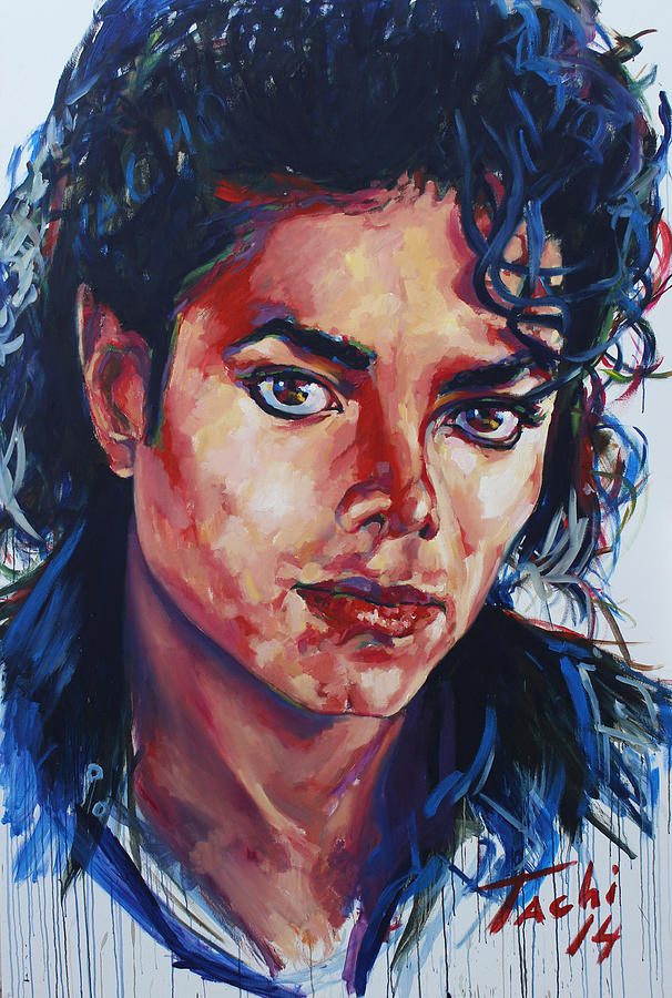 Michael by Tachi Pintor