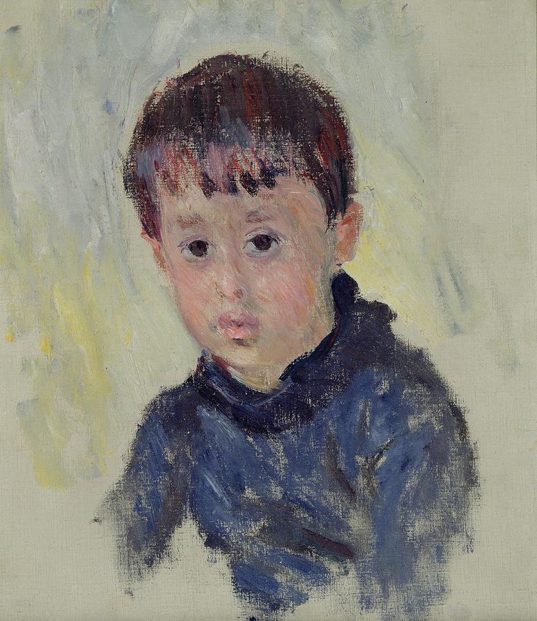 Michel Monet Painting by Claude Monet