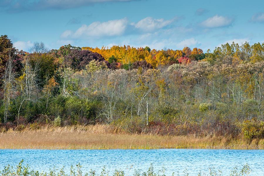 Fall Photograph - Michigan Fall by Paul Johnson