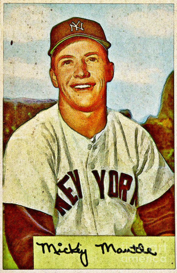 a biography of mickey mantle an american baseball player Mickey mantle - biography american baseball player dalai lama (1935-) mickey, and ben epstein, the mickey mantle story,holt, 1953.