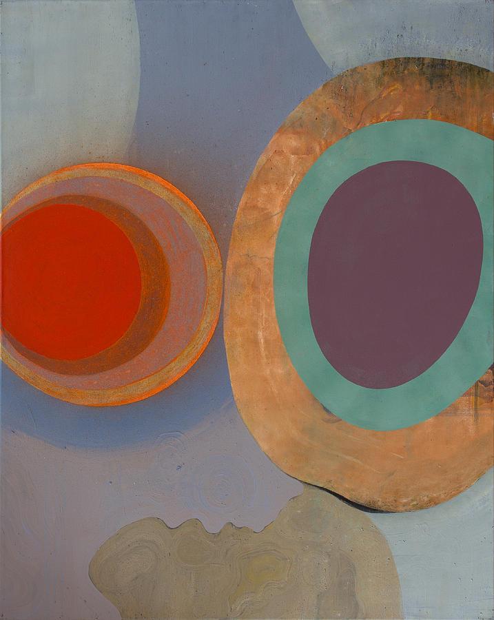 Abstract Painting - Microcosm by Fernando Alvarez