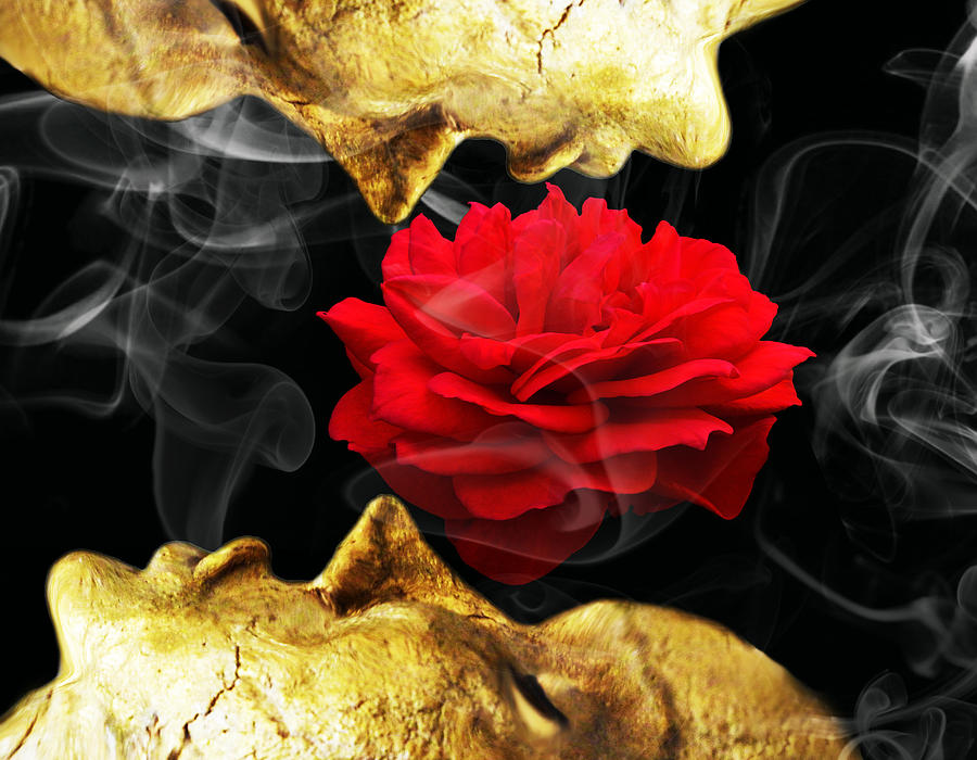 Smoke Photograph - Midas by Duy Nguyen