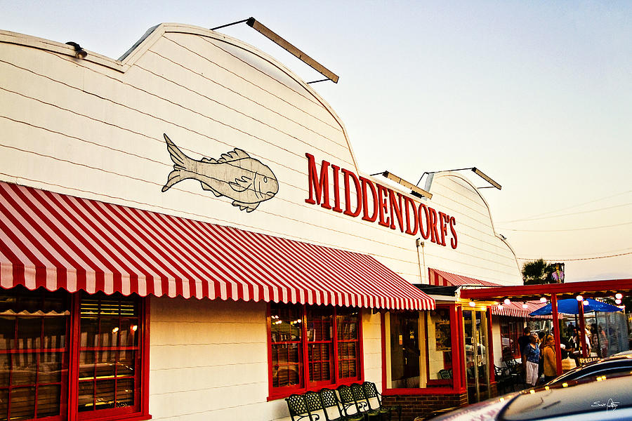 Middendorf's Photograph - Middendorfs by Scott Pellegrin