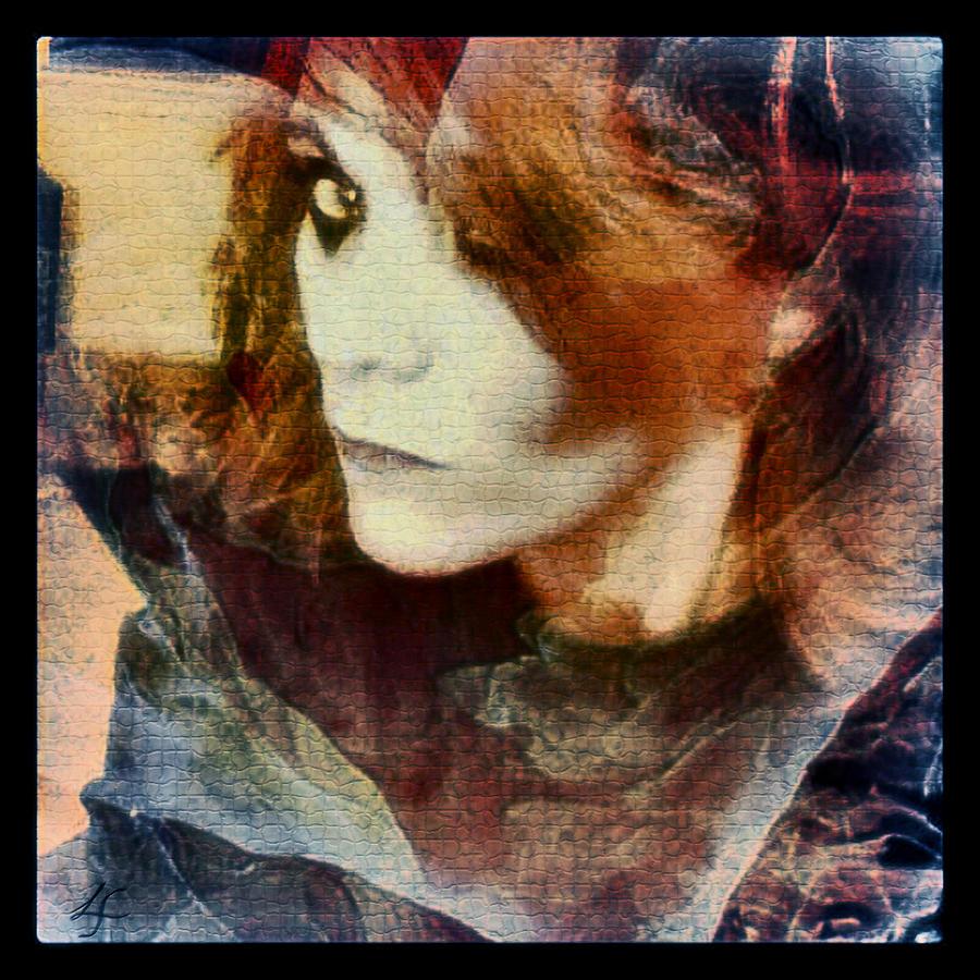 Gothic Photograph - Midnight Darkness by Linda Sannuti