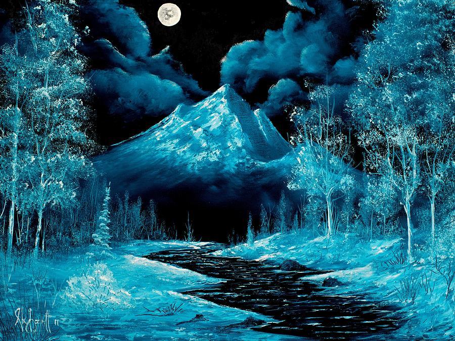 Iphone  Midnight Blue