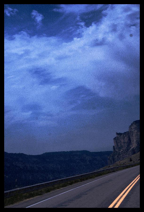 Midnight Road - 400350 Photograph