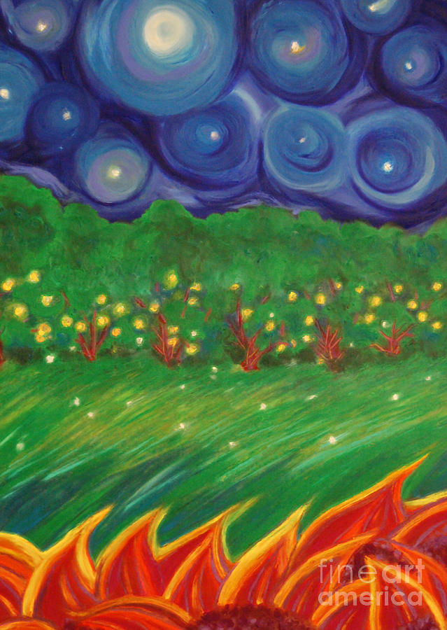 First Star Art Painting - Midsummer By Jrr by First Star Art