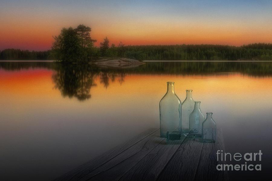 Artist Photograph - Midsummer Magic by Veikko Suikkanen