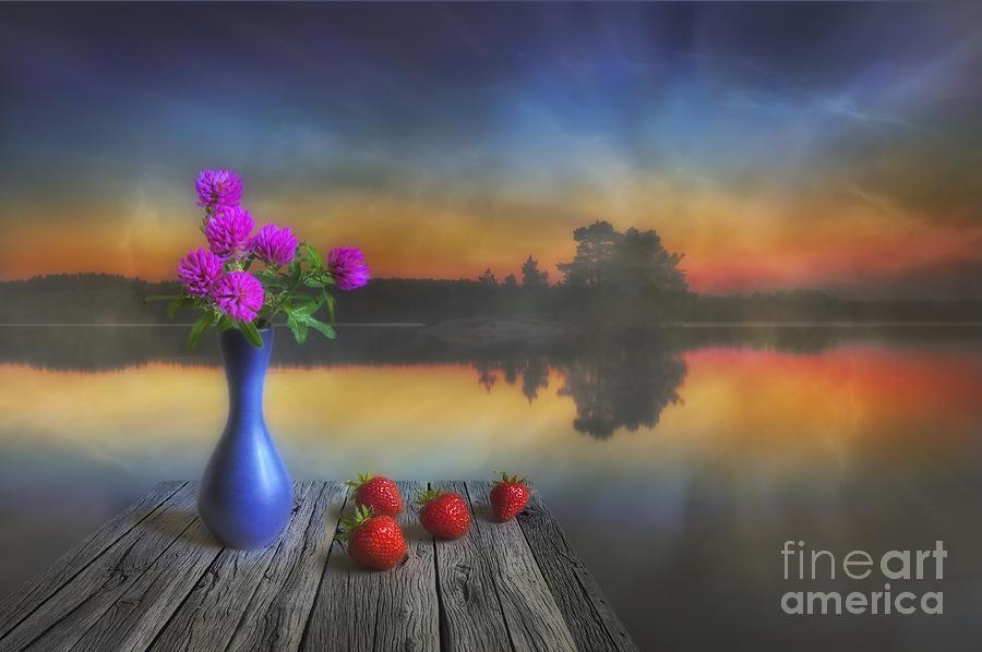 Art Work Photograph - Midsummer by Veikko Suikkanen