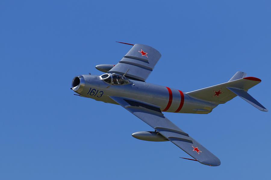Mig 17 Aircraft 1 Photograph
