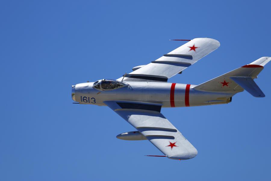 Mig 17 Aircraft 2 Photograph