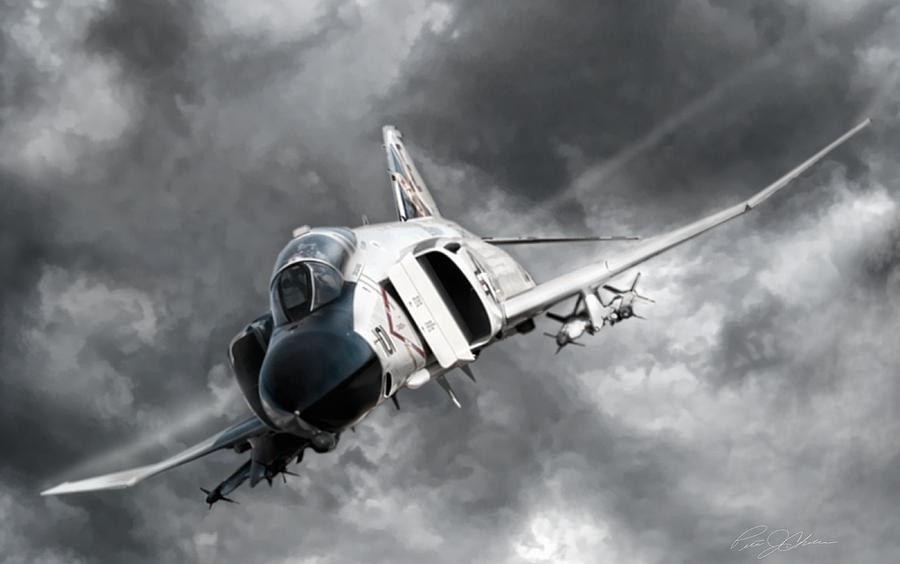 Aviation Digital Art - Mig Killer 2 by Peter Chilelli