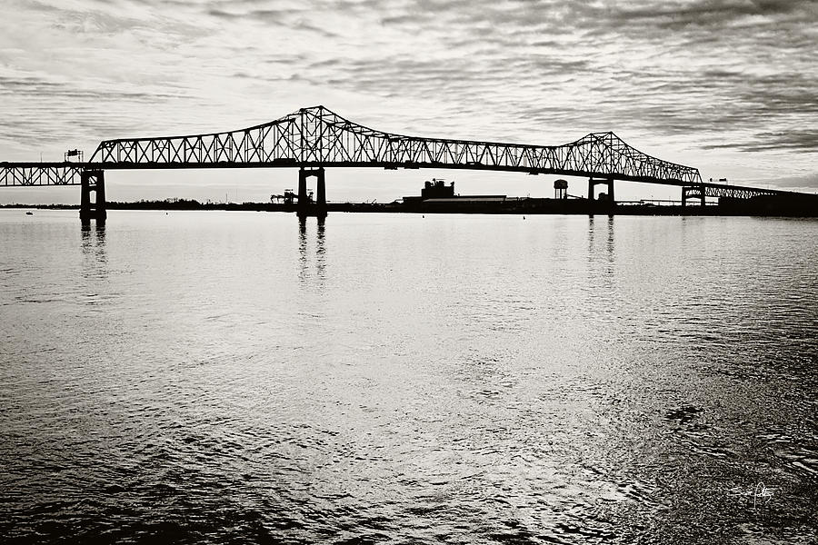 Mighty River Photograph - Mighty River by Scott Pellegrin