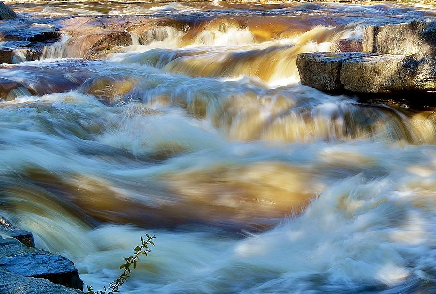 Mighty Swift River Photograph