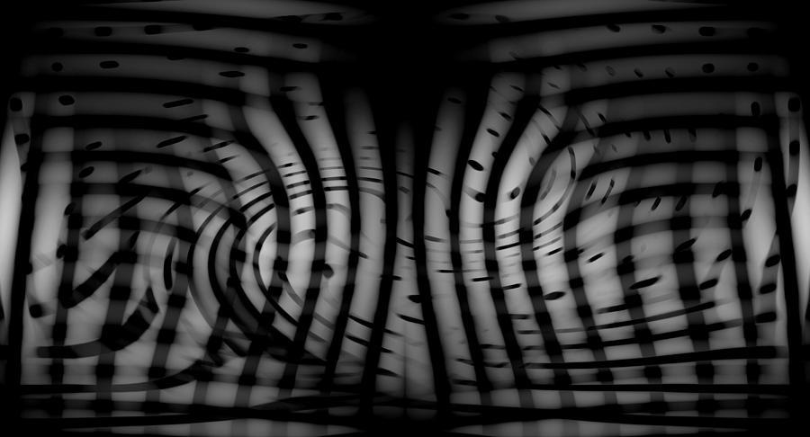 Arise Digital Art - Migration by Florin Birjoveanu