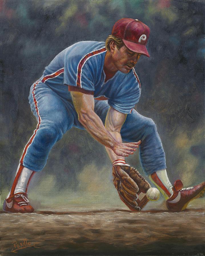 Painting Acrylic Baseball
