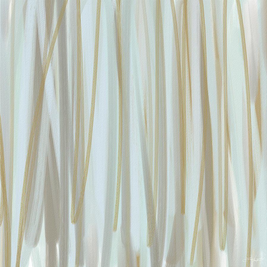 Cream Painting - Milky Brew by Lourry Legarde