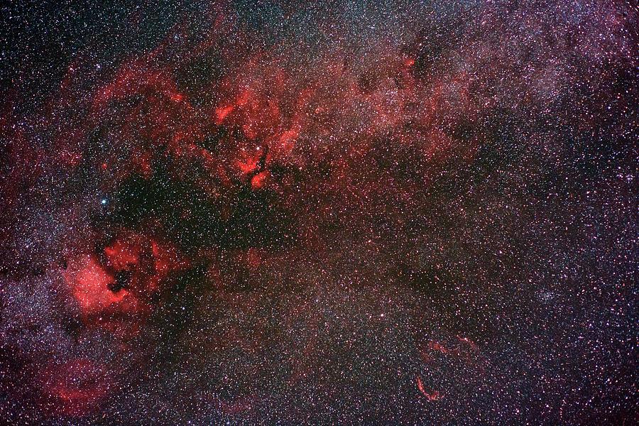 Astronomy Photograph - Milky Way And Cygnus by Babak Tafreshi