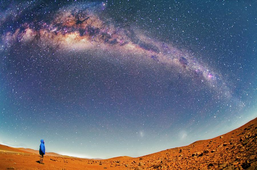 Milky Way Photograph - Milky Way Over The Atacama Desert by Juan Carlos Casado (starryearth.com)