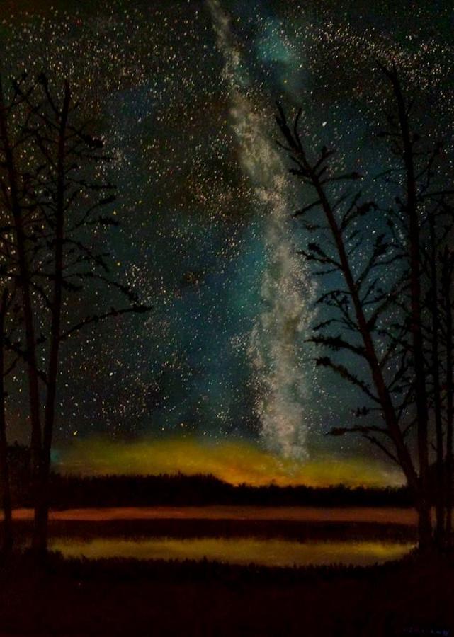 Pastel Pastel - Milky Way by Steve Hermann