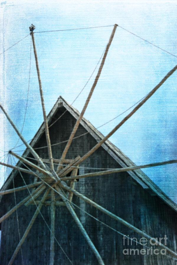 Mill Photograph - Mill  by Lali Kacharava