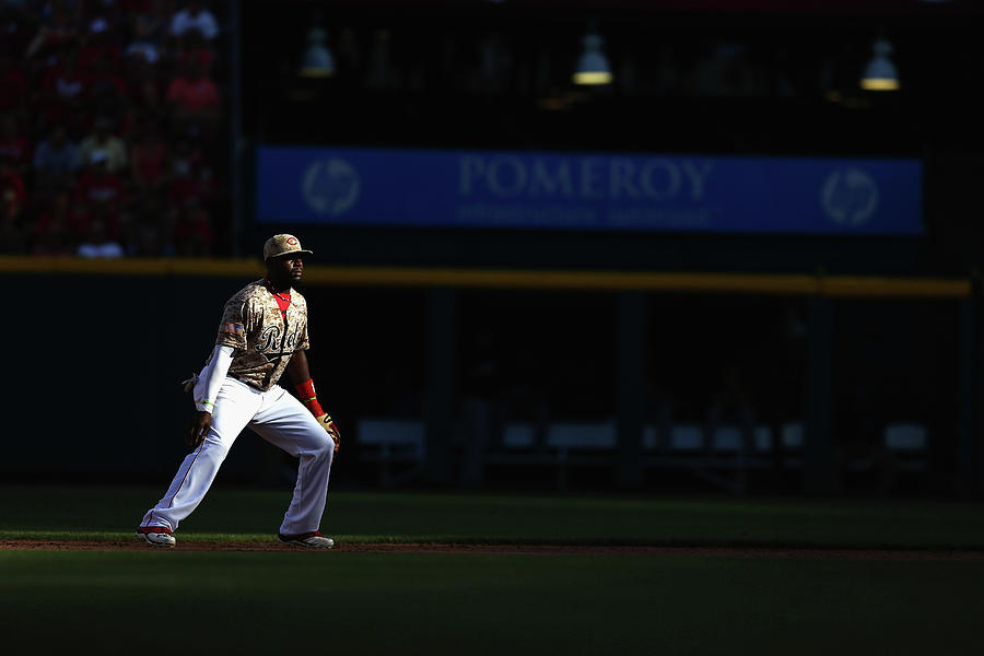 Milwaukee Brewers V Cincinnati Reds Photograph by Andy Lyons