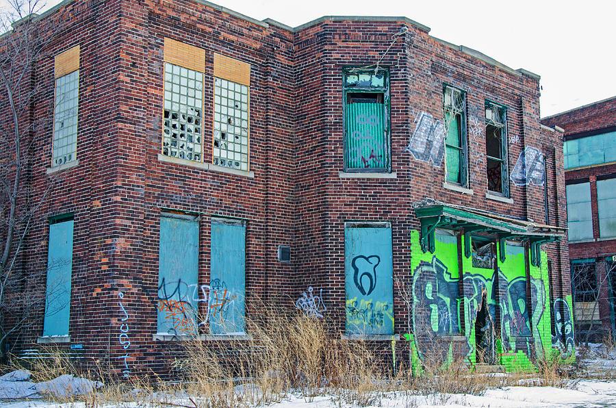 Milwaukee - Solvay Coke And Gas Company  17 Photograph