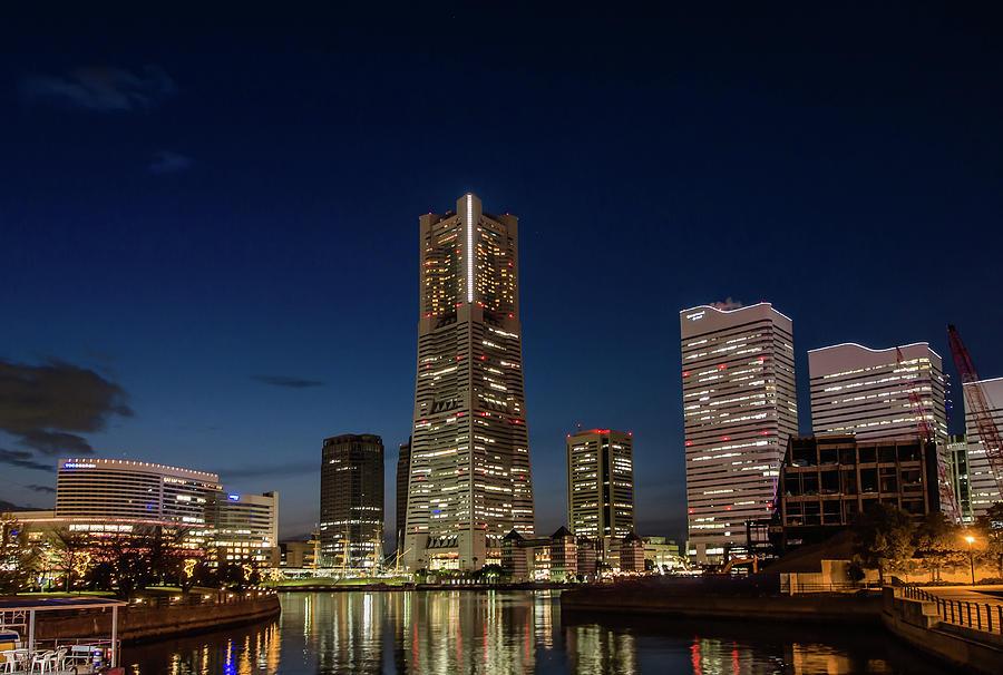 Minato Mirai At Dawn Photograph by Photography By Alaine Pabayos