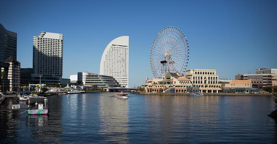 Minato Mirai Photograph by By Hopesun