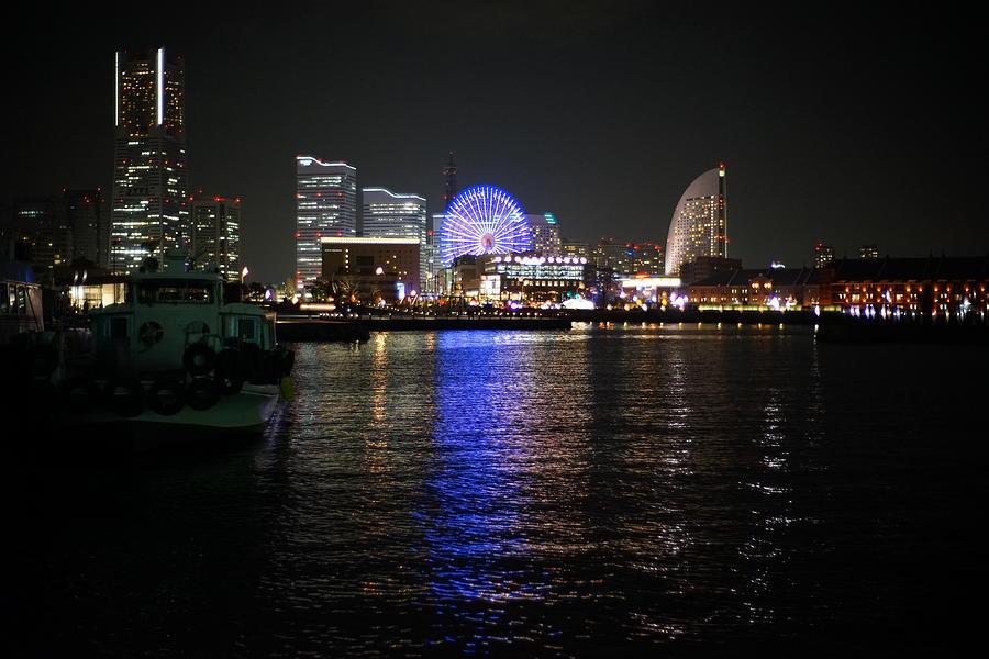 Minato Mirai Photograph by By Tddch