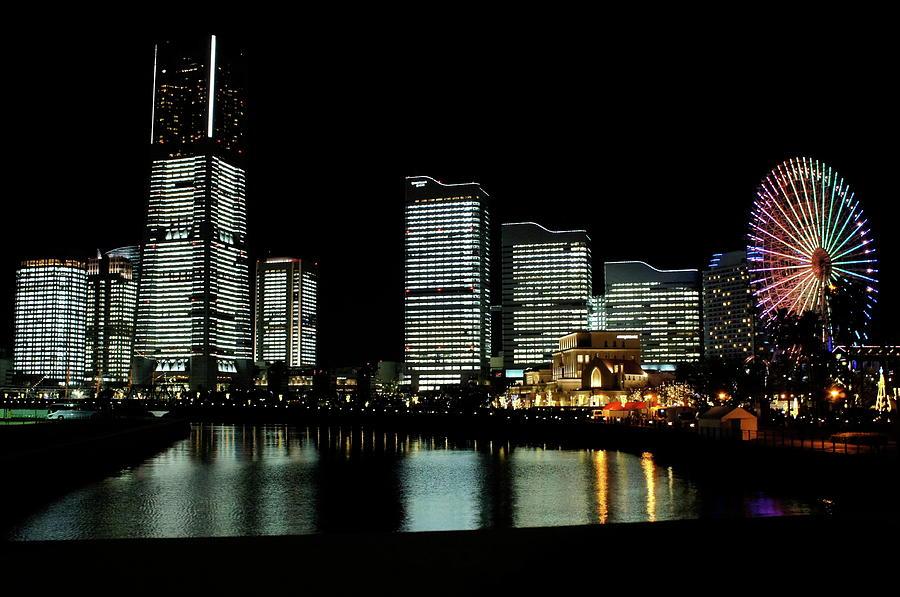 Minato-mirai, Yokohama Photograph by Kana hata