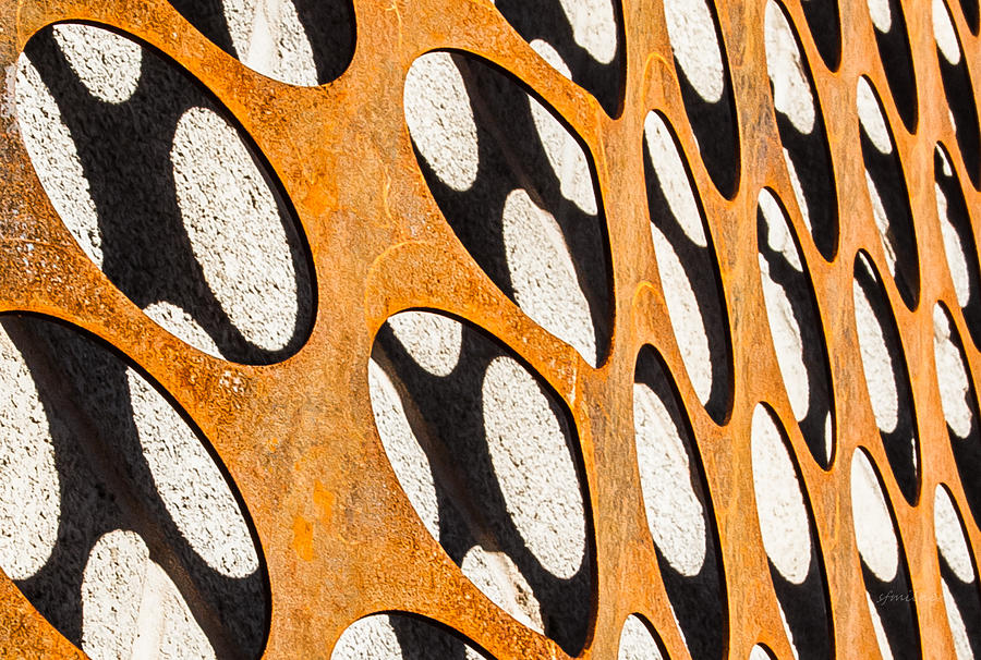 Abstracts Photograph - Mind - Logic by Steven Milner