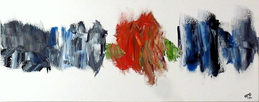 Curitiba Painting - Minha Curitiba by Greg Mason Burns