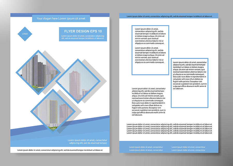 Minimal Flyers Report Business Magazine Poster Layout Portfolio  Template brochure Design Template Vector square Layout In Cover Book  Portfolio