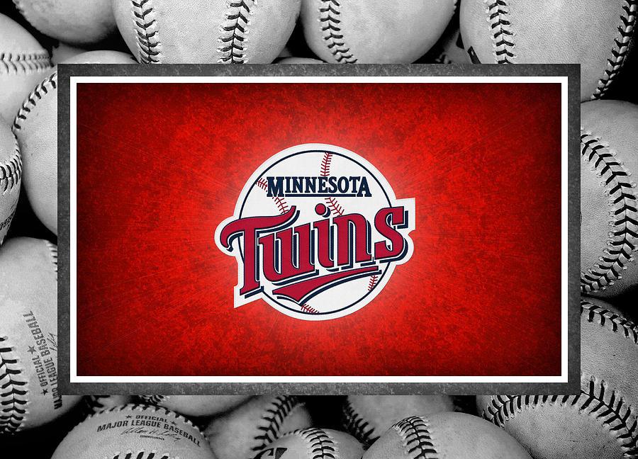 Twins Photograph - Minnesota Twins by Joe Hamilton