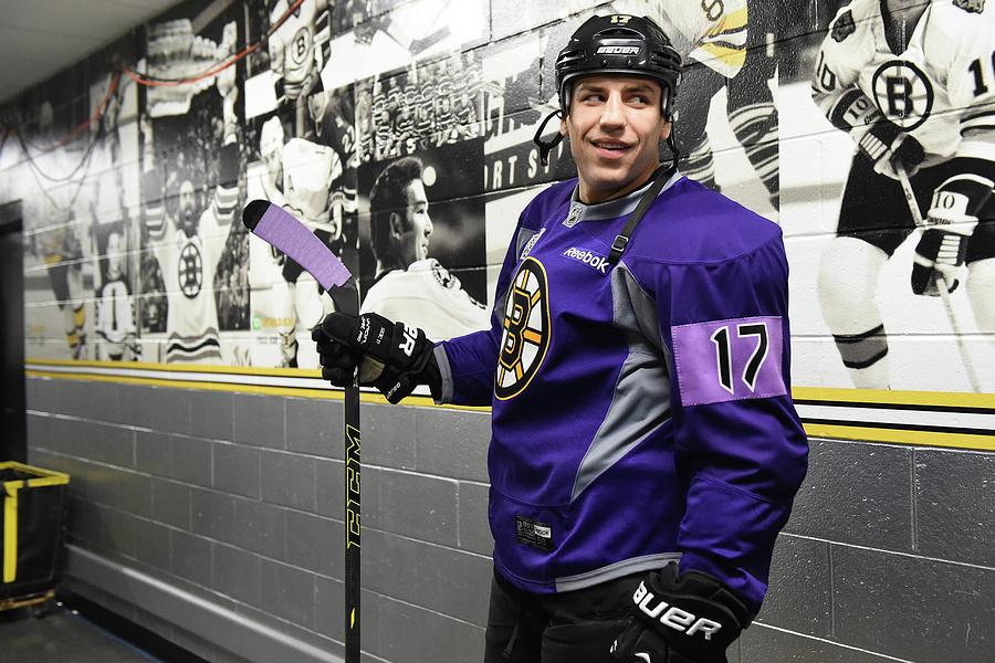 new style 5d29e f927b Minnesota Wild V Boston Bruins
