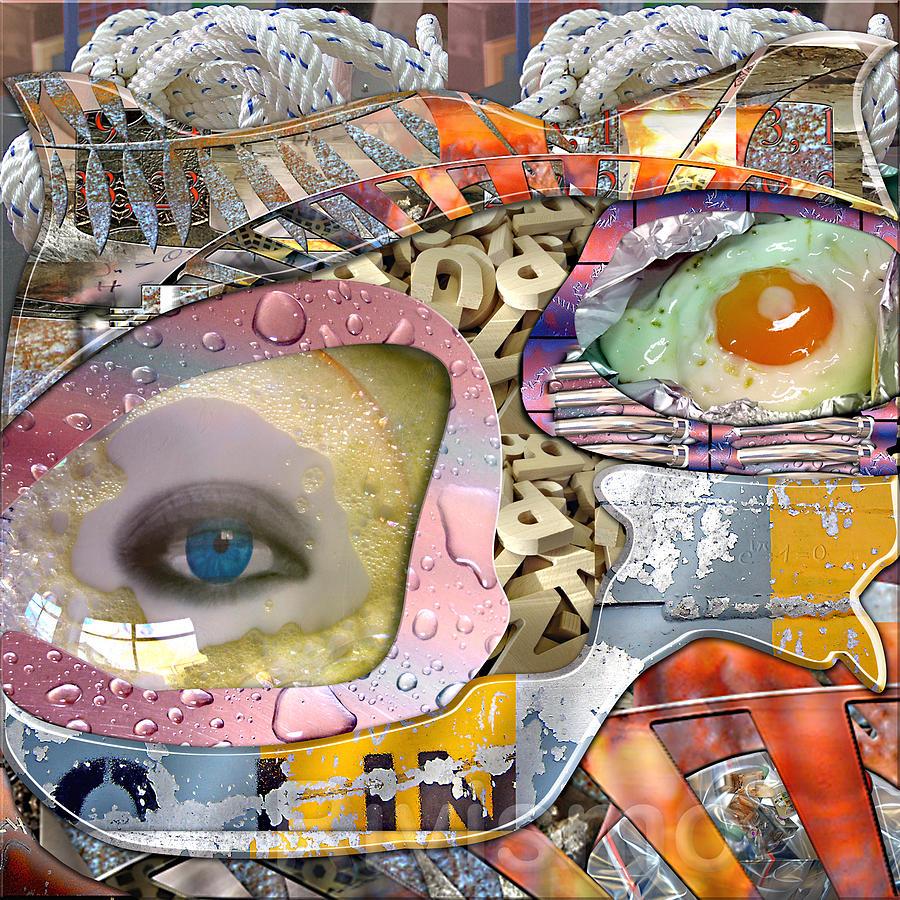 Mirada Compartida Painting by Ramon Rivas - Rivismo