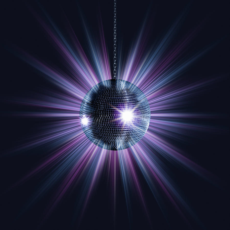 Mirror Ball Photograph by Jorg Greuel