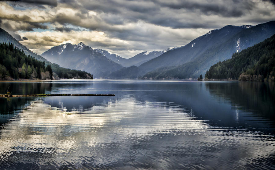 Lake Photograph - Mirror Image by Heather Applegate