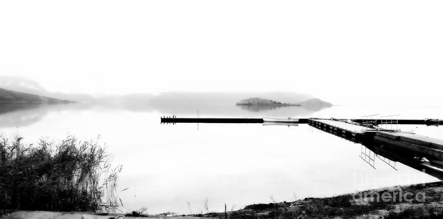 Lake Photograph - Mirror Lake by Ioanna Papanikolaou