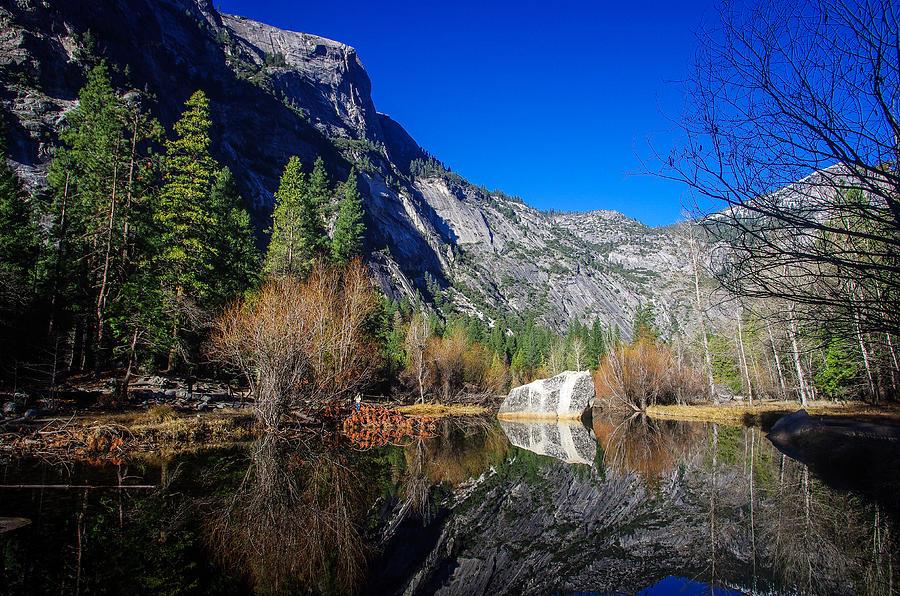 Mirror Lake Yosemite National Park Photograph By Scott Mcguire