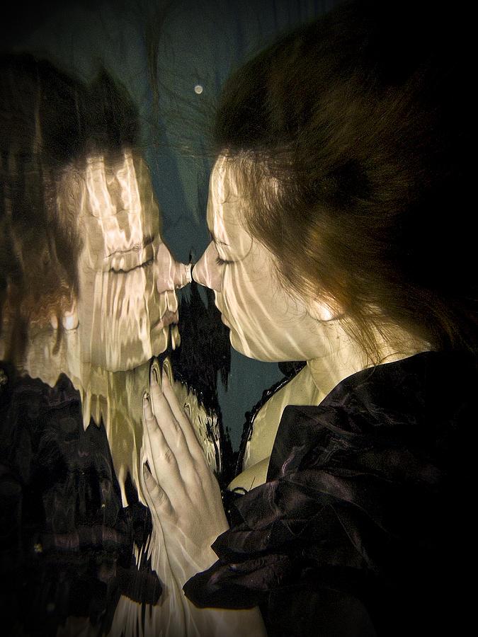 Water Photograph - Mirror Mirror by Don Krajewski