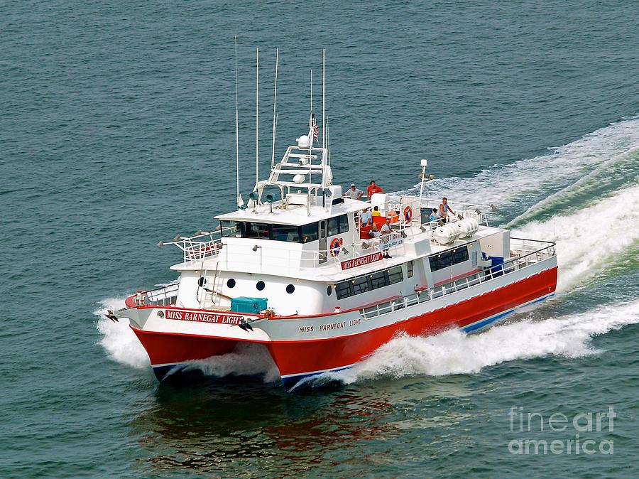 Miss barnegat light photograph by mark miller for Miss barnegat light fishing report