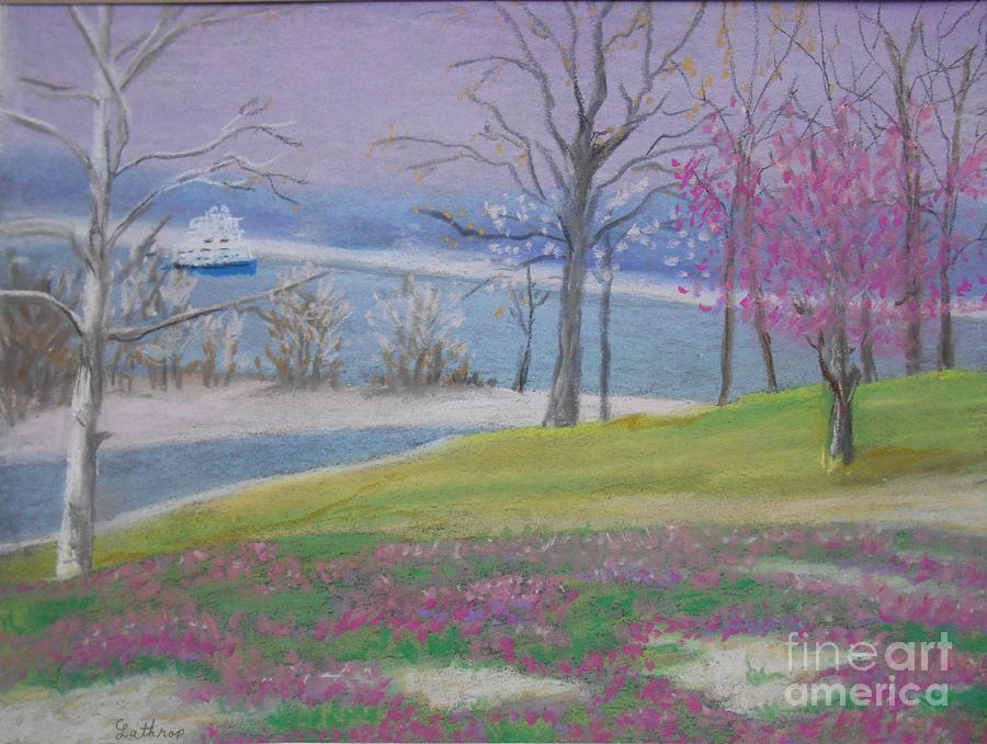 Missouri  Ahh Spring by Christine Lathrop