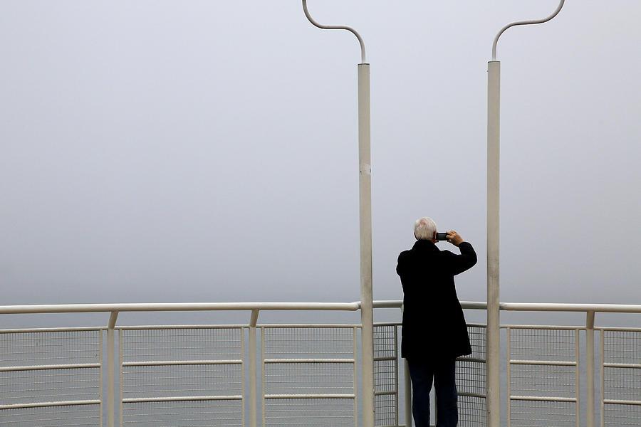 Photographer Photograph - Mist by Joanna Madloch