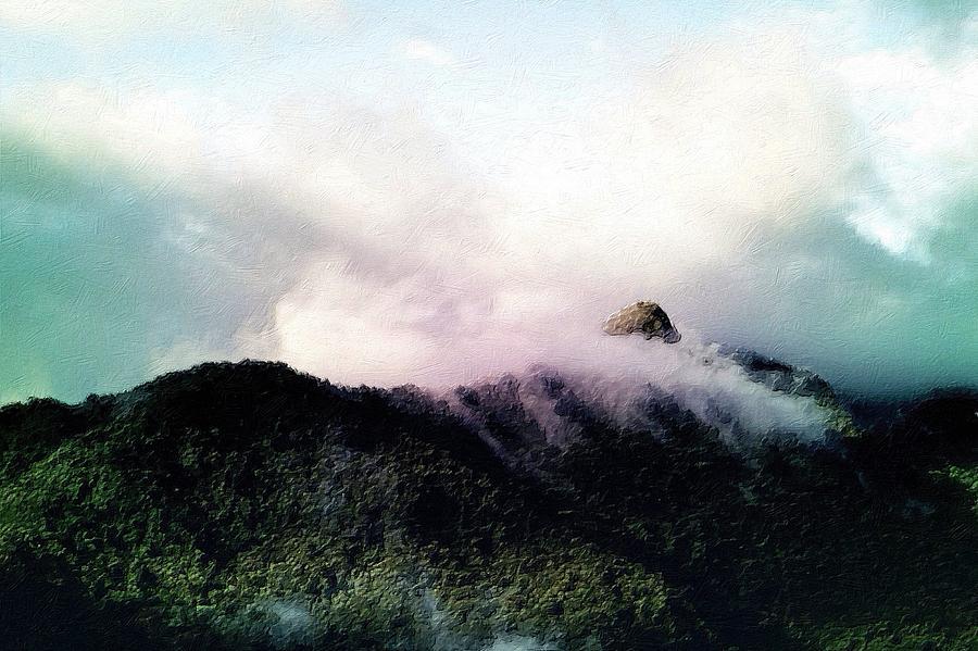 Misty Mountains by Florian Rodarte