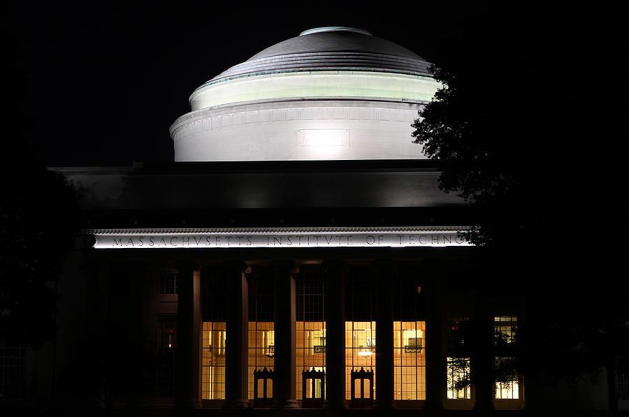 Massachusetts Photograph - MIT by Juergen Roth